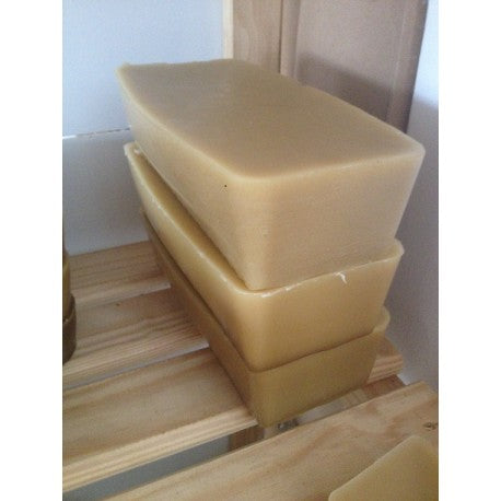 Beeswax blocks - 5kg bulk