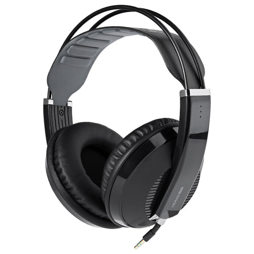 Superlux HD662 EVO Closed-back Monitoring Headphones with Circumaural Design Self-adjusting Headband With Noise Cancelling