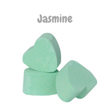 Mini Bath Bomb Hearts