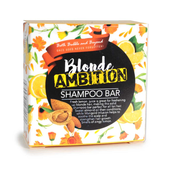 Blonde Ambition Shampoo Bar