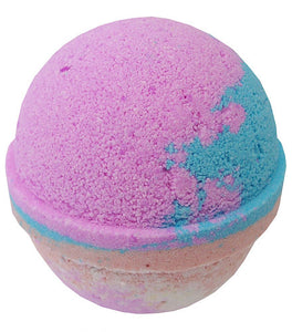 Slow Fizzing Wild Cherry Bath Bombs