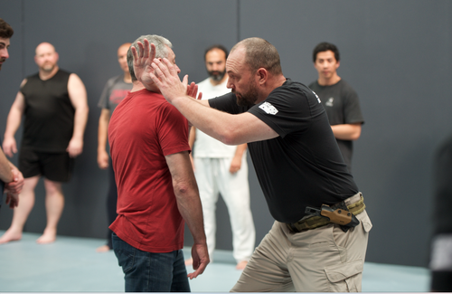 Kinetic Fighting: Personal Combatives Level 1 & 2 – Perth-Kinetic Shop