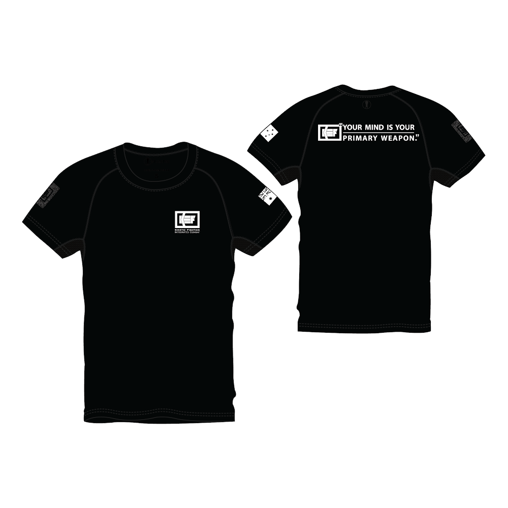 Kinetic Fighting Training T-Shirt-Kinetic Shop