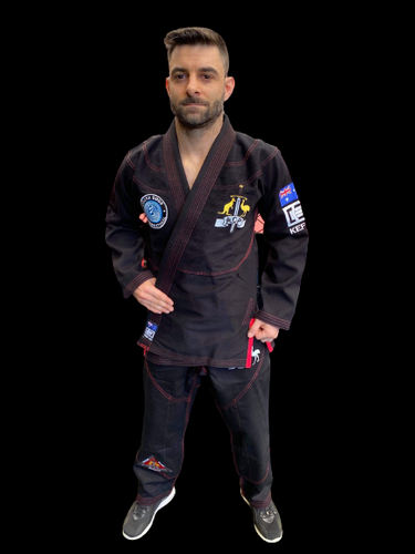 KEFACP Grappling Uniform-Kinetic Shop