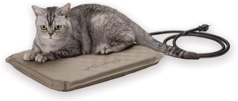 K&H Pet Products Lectro-Soft Heated Outdoor Bed Small