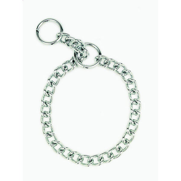 "Coastal Pet Products Herm. Sprenger Dog Chain Training Collar 2.0mm 18"" Silver-Dog-Coastal Pet Products-PetPhenom"