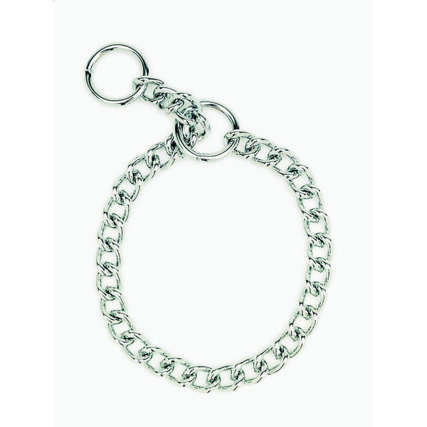 Coastal Pet Products Herm. Sprenger Dog Chain Training Collar 3.0mm Silver-Dog-Coastal Pet Products-PetPhenom