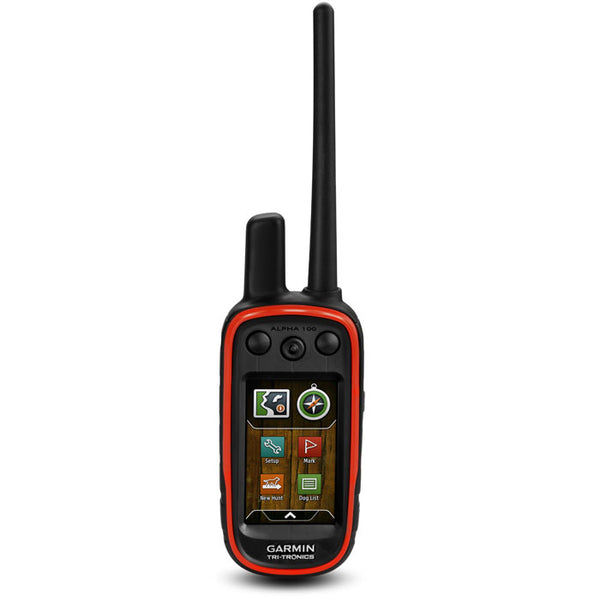 Garmin Alpha 100 Dog Tracking and Training Handheld Only