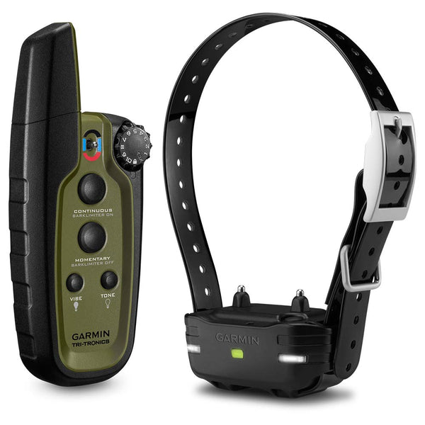Garmin Sport PRO 3/4 Mile Expanable Remote Dog Trainer Black-Dog-Garmin-PetPhenom