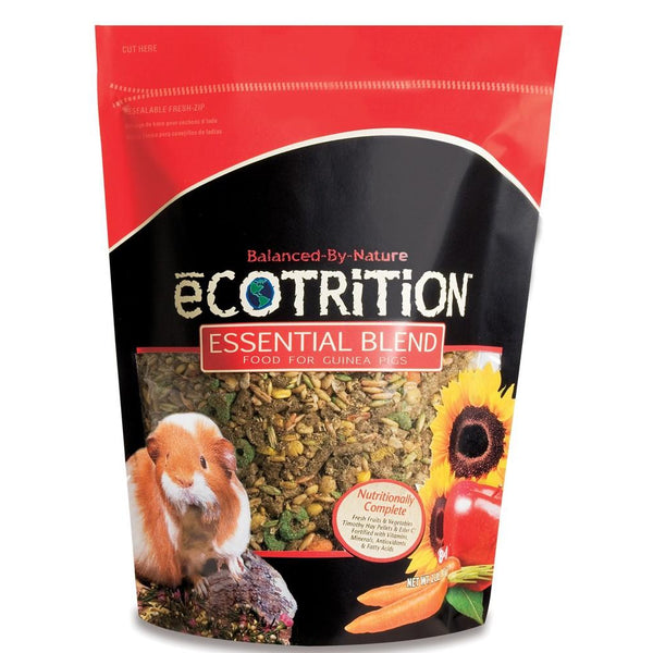 8 in 1 eCOTRITION Essential Blend Diet Guinea Pig 2lb-Small Pet-8 in 1-PetPhenom