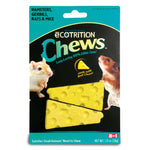 8 in 1 Ecotrition Chews Cheese Flavor Hamster Gerbil Rat & Mouse 1oz-Small Pet-8 in 1-PetPhenom