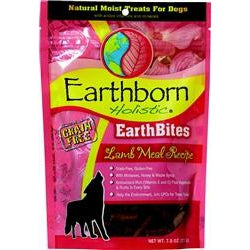 Earthborn EarthBites Lamb Meal Recipe Treat 7.5oz-Dog-Earthborn-PetPhenom