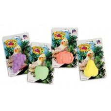 Prevue Pet Products Assorted Fruit Mineral Block-Bird-Prevue-PetPhenom