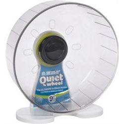 Prevue Quiet Wheel Hedgehog 9.5in-Small Pet-Prevue-PetPhenom