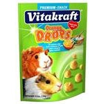 Vitakraft Guinea Pig Orange Drops 5.3oz-Small Pet-Vitakraft-PetPhenom