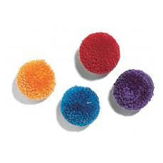 Ethical Products Spot Wool Pom Poms With Catnip 4pk-Cat-Ethical-PetPhenom