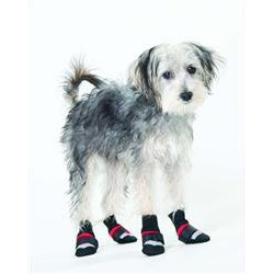 lookin' good! by FASHION PET Extreme All Weather Boots Red in XX-Small-Dog-Fashion Pet-PetPhenom