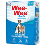 "Four Paws Wee-Wee Pads 14 pack White 22"" x 23"" x 0.1""-Dog-Four Paws-PetPhenom"