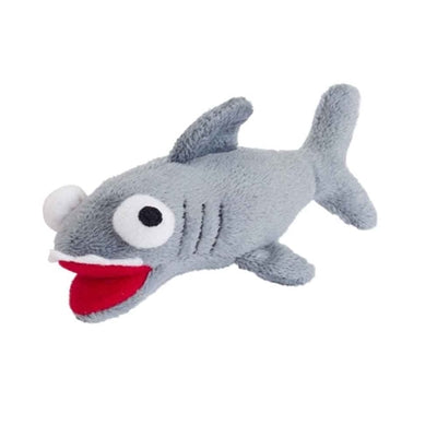 Doggles® Cat Sushi Shark Gray Toys-Dog-Doggles®-PetPhenom