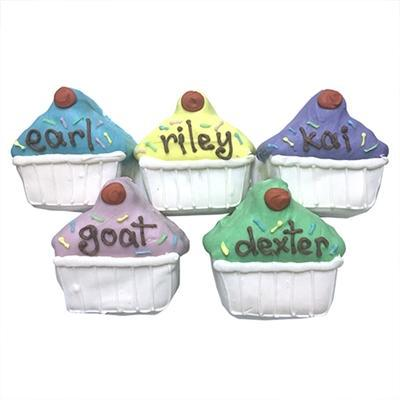 Bubba Rose Biscuit Co. Personalized Big E's Cupcake Box - Shelf Stable-Dog-Bubba Rose Biscuit Co.-PetPhenom