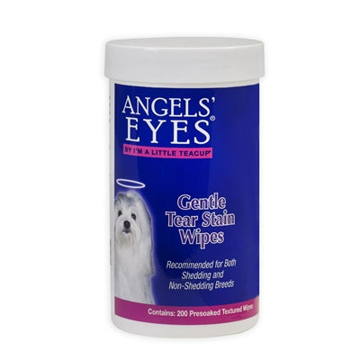 Angels' Eyes Angels' Eyes Gentle Tear Stain Wipes 200 ct-Dog-Angel's Eyes-PetPhenom