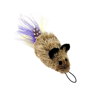 Cat Lures edit GoCat Cat Lures Da Feather Mouse-Cat-Cat Lures-PetPhenom