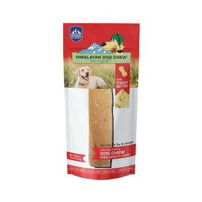 Himalayan Dog Chews Himalayan Chew Peanut Butter -Large (Red - 55 lb and under)-Dog-Himalayan Dog Chews-PetPhenom