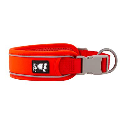 "Hurtta Weekend Warrior ECO Collar - 14-18"" - Rosehip-Dog-Hurtta-PetPhenom"