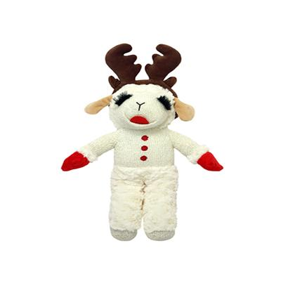 MultiPet Holiday Standing Lambchop with Antlers 13 in-Dog-MultiPet-PetPhenom