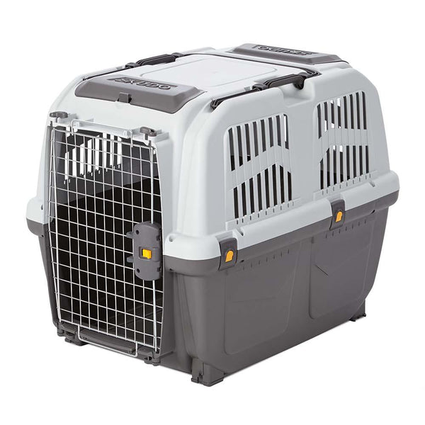 "Midwest Skudo Pet Travel Carrier Gray 31.375"" x 23.125"" x 25.5""-Dog-Midwest-PetPhenom"