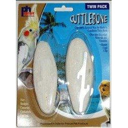 Prevue Pet Products Cuttlebone Small 4in 2pk-Bird-Prevue-PetPhenom
