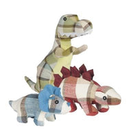 "MultiPet Plaidosaurus Dino Toys -Jumbo - 18"" Toy-Dog-MultiPet-PetPhenom"