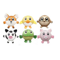 MultiPet Squishy Pals Foam Ball Toys - Assorted-Dog-MultiPet-PetPhenom