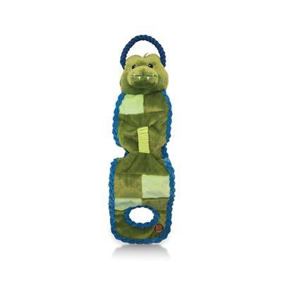 Charming® Tuginator Gator Toy-Dog-Charming-PetPhenom