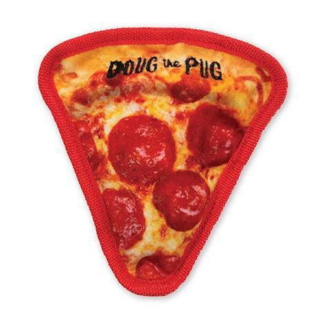 Doug the Pug Doug the Pug - Incrediplush Pizza Toy-Dog-Doug the Pug-PetPhenom