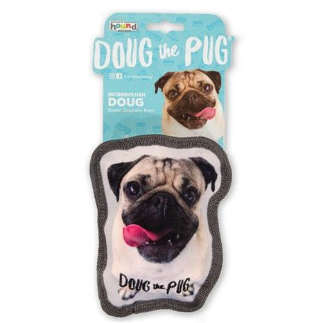 Doug the Pug Doug the Pug - Incrediplush Doug Toy-Dog-Doug the Pug-PetPhenom