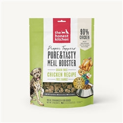 Honest Kitchen Dog Proper Topper Grain Free Chicken 14 oz.-Dog-Honest Kitchen-PetPhenom