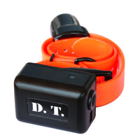 D.T. Systems H2O Beeper Add-On Collar Orange-Dog-D.T. Systems-PetPhenom