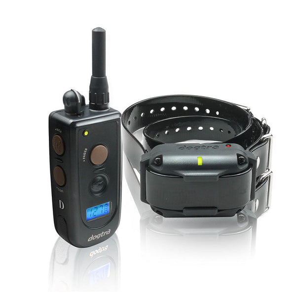 Dogtra Training and Beeper 3/4 Mile Dog Remote Trainer Black-Dog-Dogtra-PetPhenom