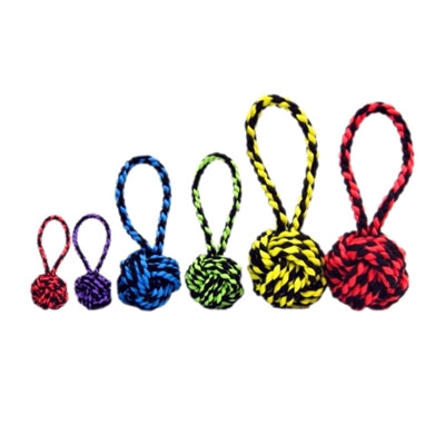 MultiPet Nuts for Knots Tug -Large-Dog-MultiPet-PetPhenom
