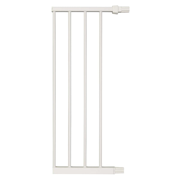 "Midwest Steel Pressure Mount Pet Gate Extension 11"" White 11.375"" x 1"" x 29.875""-Dog-Midwest-PetPhenom"