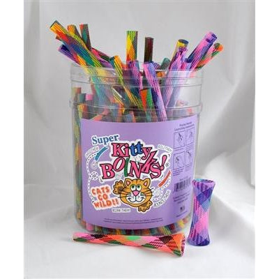 "Kitty Boinks Super Kitty Boinks Counter Display - 100 Pc - 7"" Multicolored Assortment-Dog-Kitty Boinks-PetPhenom"