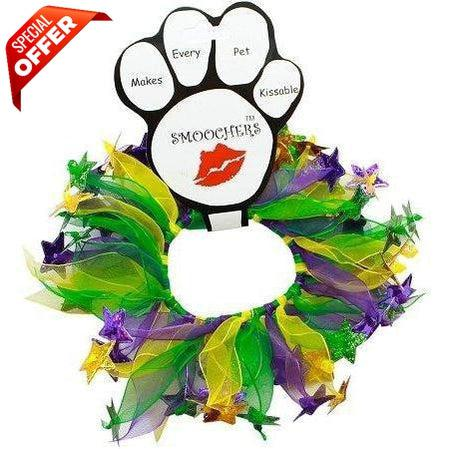 Mirage Pet Products Mardi Gras Smoocher, X-Large-Dog-Mirage Pet Products-PetPhenom