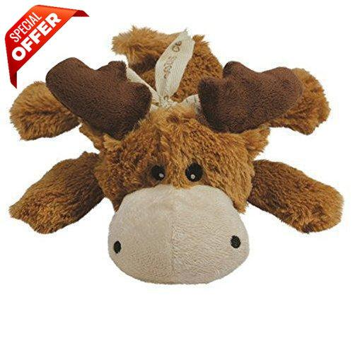 Kong Cozie Marvin the Moose Dog Toy, Medium-Dog-KONG-PetPhenom