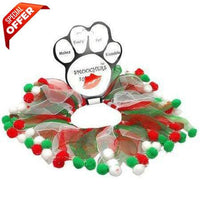 Mirage Pet Products Christmas Fuzzy Wuzzy Smoocher-Dog-Mirage Pet Products-Small-PetPhenom