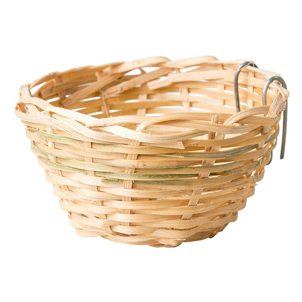 Prevue Pet Products Canary Bamboo Nest-Bird-Prevue-PetPhenom