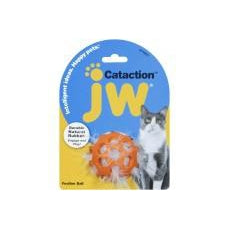 JW Pet Feather Ball-Cat-JW Pet-PetPhenom