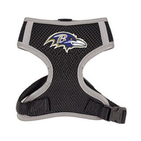 Hip Doggie Inc. Baltimore Ravens Dog Harness Vest -S-Dog-Hip Doggie Inc.-PetPhenom