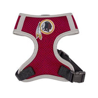 Hip Doggie Inc. Washington Redskins Dog Harness Vest -S-Dog-Hip Doggie Inc.-PetPhenom