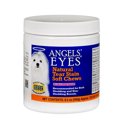 Angels' Eyes Natural for Dogs Soft Chews Chicken Formula -120 ct-Dog-Angel's Eyes-PetPhenom